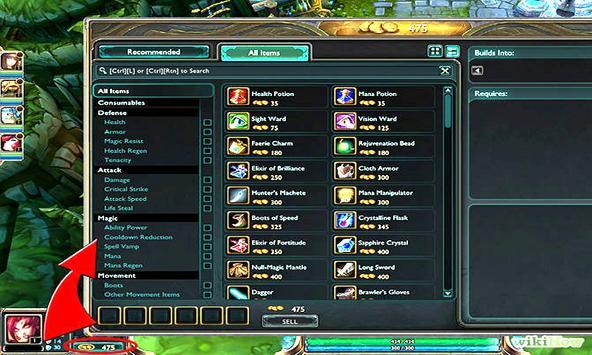 Guide League of Legend apk screenshot
