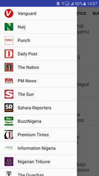 Nigeria News poster