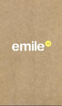 EmileApp poster