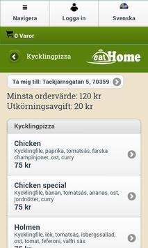 eatHome apk screenshot