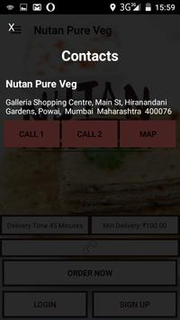 Nutan Pure Veg apk screenshot