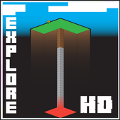Explore Minecraft Lite HD icon