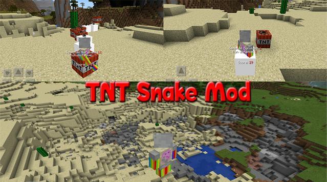 TNT Snake Mod Guide apk screenshot