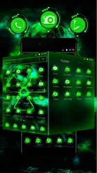 Nuclear Fusion Theme poster