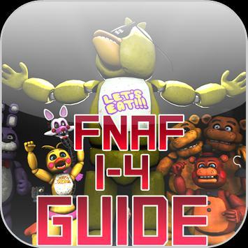 Guide For Fnaf Pack poster