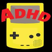 어린이 ADHD Game icon