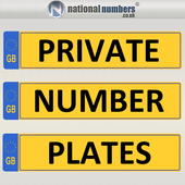 Number Plates icon