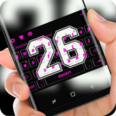 Number 26 Keyboard Theme icon