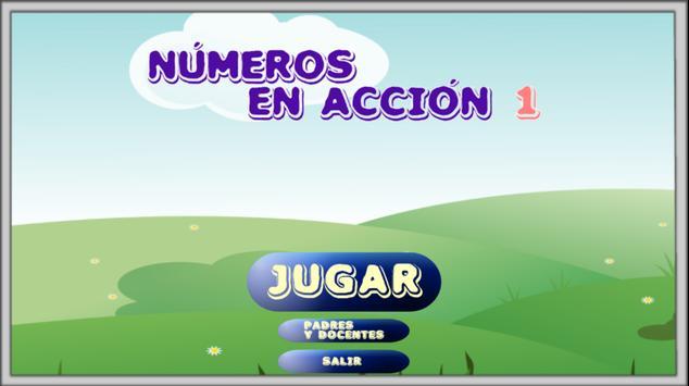 Números en Acción I (BETA) poster