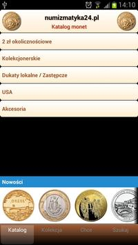 Numizmatyka24 poster