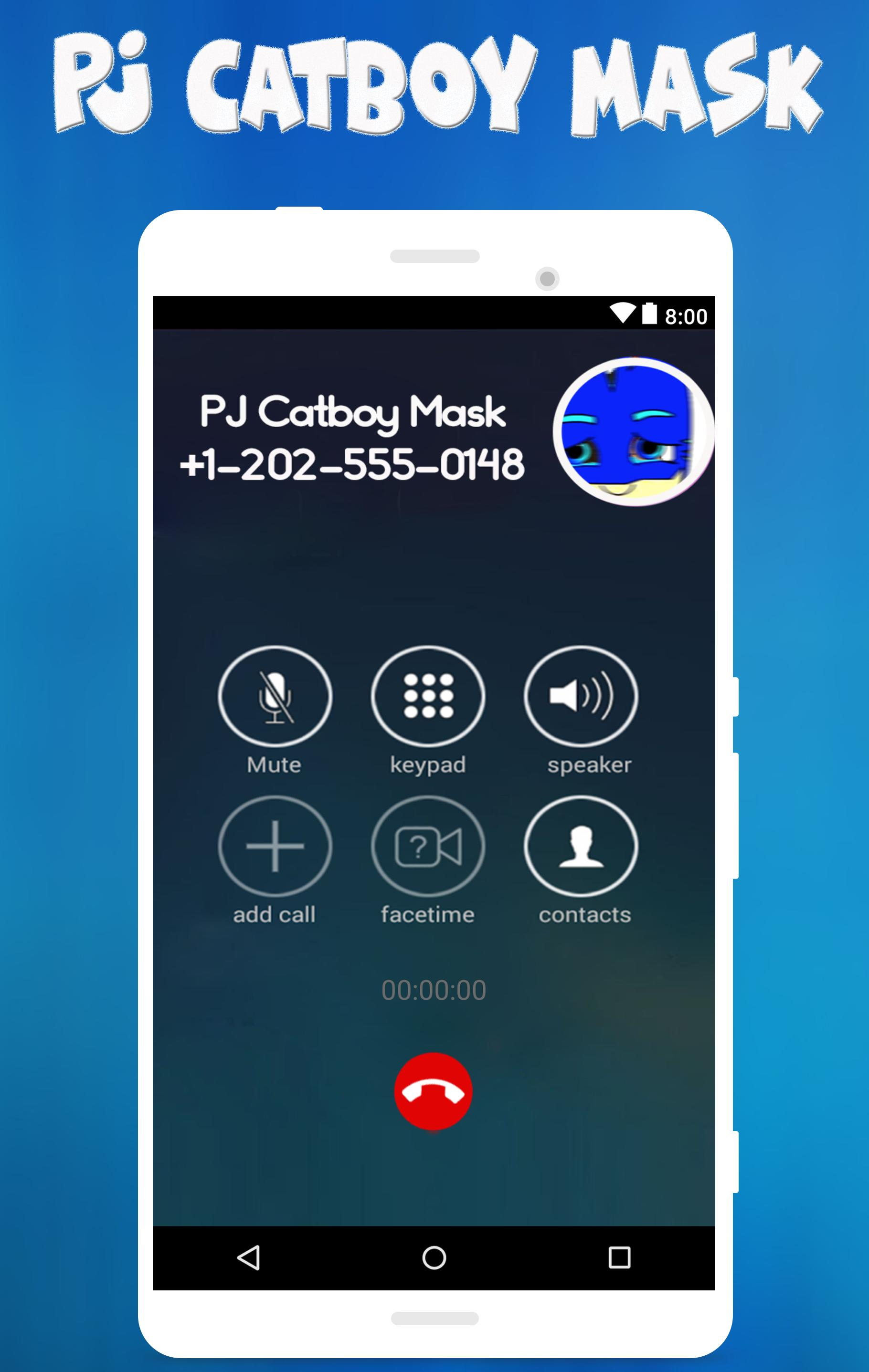 Call From PJ Catboy The Maskѕ *OMG HE ANSWERED* for Android - APK
