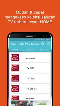 Seru: Nonton TV Indonesia poster