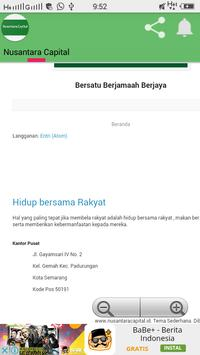 Nusantara Capital 1 apk screenshot