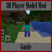 Guide for 3D Player Model Mod icon
