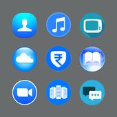 New MyJio Tips icon