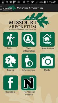 Missouri Arboretum poster