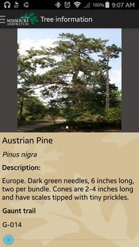 Missouri Arboretum apk screenshot