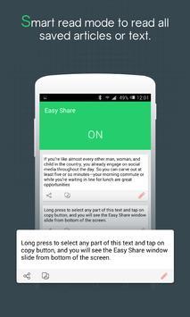 Easy Share - Save Text screenshot 3