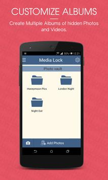 Media Lock - Photos & Videos screenshot 5