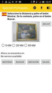 Spanish/Portuguese Museums screenshot 3