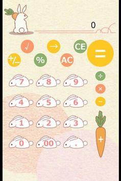 Rabbit Calculator poster