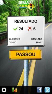 Simulado CNH capture d'écran 3
