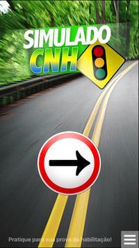 Simulado CNH Affiche