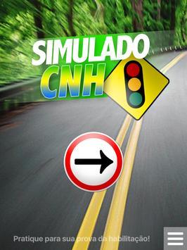 Simulado CNH capture d'écran 5