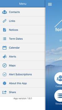 Tongariro Catholic Parish apk screenshot
