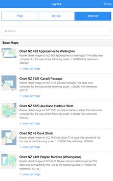 chartee lite nz marine charts screenshot 18