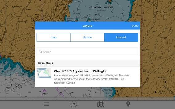 chartee lite nz marine charts screenshot 12