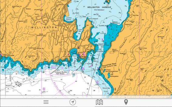 chartee lite nz marine charts screenshot 13