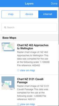 chartee lite nz marine charts screenshot 1