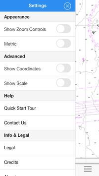 chartee lite nz marine charts screenshot 4