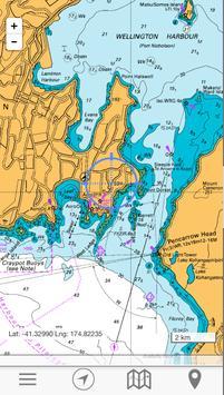 chartee lite nz marine charts screenshot 5