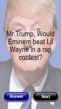 Ask Trump screenshot 1