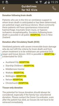 Organ Donation New Zealand screenshot 2