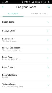 Rooms Remote screenshot 1