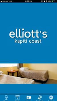 Elliott's Motel poster