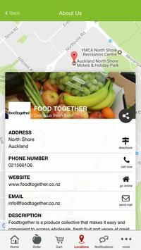 Foodtogether apk screenshot