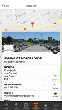 Northgate Motor Lodge apk screenshot