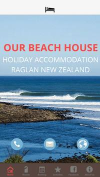 Our Beach House Accommodation poster