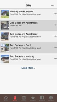 Our Beach House Accommodation apk screenshot