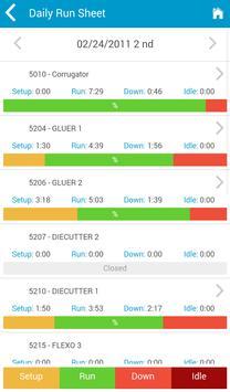 Kiwiplan Mobile App apk screenshot