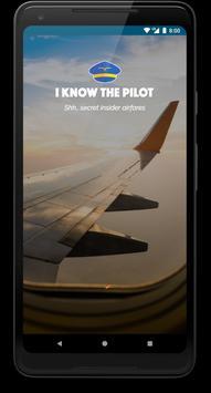 I Know The Pilot: Flight Deals poster