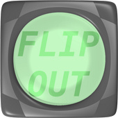 Flip Out icon