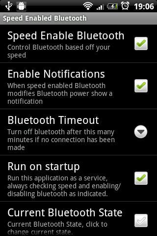 Speed Enabled Bluetooth Trial for Android - APK Download