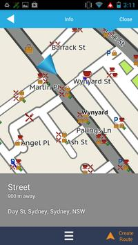 Navman SmartGPS screenshot 1