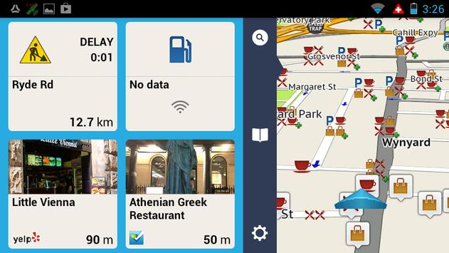 Navman SmartGPS screenshot 4