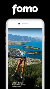 FOMO Guide Queenstown poster